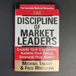 Business Book- The Discipline of Market Leaders